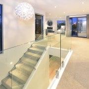 Yellowfox exterior and interior design project - Yellowfox glass, interior design, property, real estate, white, orange