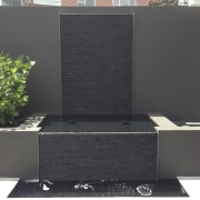 Waterworks Irrigation offers a variety of pool options furniture, product design, gray, black