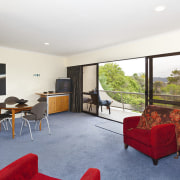 Before image of 1970s townhouse in need of house, interior design, living room, property, real estate, room, suite, white