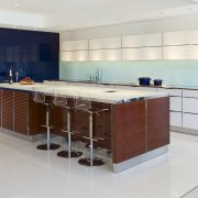 Urban Kitchen with a point of difference -Brian countertop, interior design, kitchen, product, gray, white