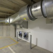 GHD benefits from HVAC by McAlpine Hussmann and pipe, gray, brown