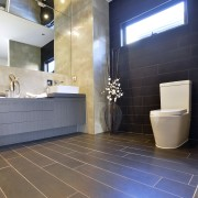 Walk this way  new porcelain tiles from bathroom, floor, flooring, interior design, real estate, room, tile, wall, gray