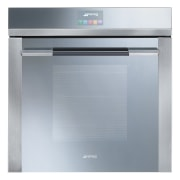 Smeg Linear SFPA140 multifunction oven - Smeg Linear home appliance, kitchen appliance, oven, product, product design, gray