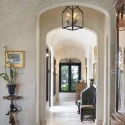 Spanish style interior - Spanish style interior - arch, ceiling, estate, home, interior design, light fixture, gray