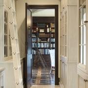 Spanish style interior - Spanish style interior - door, floor, flooring, interior design, orange