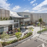 The new Highpoint Shopping Centre in Melbourne, designed architecture, building, city, commercial building, corporate headquarters, mixed use, real estate, urban design, gray