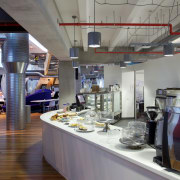 ASB North Wharf joinery by Sage Manufacturing - interior design, kitchen, gray