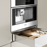 Fulgor Milano is a new Italian appliance collection furniture, home appliance, kitchen appliance, product, product design, small appliance, gray