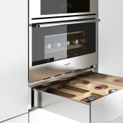 Italian appliance collection by Fulgor Milano - Italian furniture, home appliance, kitchen appliance, oven, product, product design, white