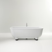 Caroma Marc Newson Collection - Caroma Marc Newson bathroom sink, bathtub, plumbing fixture, product design, tap, white