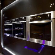 Italian designed appliances by Eisno Lifetech - Italian electronics, home appliance, kitchen appliance, technology, black
