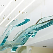 ThinkGlass creates a variety of glassworks in its design, glass, product design, white