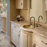 The suite has a coffee area with sink bathroom, bathroom accessory, bathroom cabinet, cabinetry, countertop, cuisine classique, floor, flooring, hardwood, home, interior design, kitchen, room, sink, tile, wood flooring, brown, gray