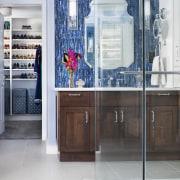 A sense of balance and a subtle nod flooring, furniture, interior design, window, gray