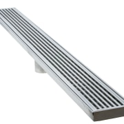 Luxe Linear Drains - Luxe Linear Drains - hardware, line, product, product design, steel, white