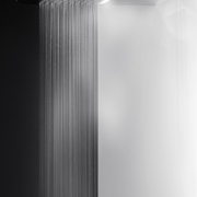 Italian manufacturer Gessi is renowned for innovative bathroom black and white, light, monochrome, monochrome photography, plumbing fixture, product design, shower, black, white, gray