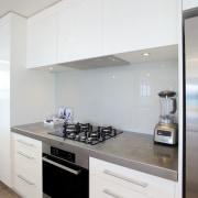 Contemporary Kitchen - Contemporary Kitchen - cabinetry | cabinetry, countertop, cuisine classique, home appliance, interior design, kitchen, kitchen stove, major appliance, room, gray, white