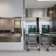 Klein Architects provided the environmentally sound interiors interior design, kitchen, product design, gray