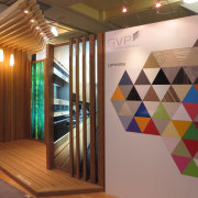 Companies showcasing their products and skill at Home ceiling, design, floor, flooring, interior design, wall, brown