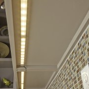 rev-A-Shelf also manufactures Tresco Lighting, including energy-saving LED architecture, ceiling, daylighting, interior design, molding, plaster, tile, wall, brown