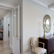 Artisan Painting Decorating provided painting and decorating services ceiling, estate, floor, flooring, home, interior design, living room, real estate, room, suite, wall, wood flooring, gray