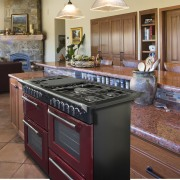 Custom colours for cookers, with three to four cabinetry, countertop, home appliance, kitchen, white