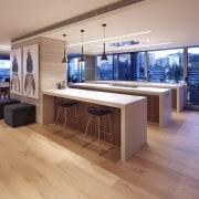 Bistre Grande Eterno flooring from Tongue N Groove floor, flooring, hardwood, interior design, real estate, wood, wood flooring, orange