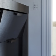 Chant customisable residential hardware - Chant customisable residential furniture, home appliance, major appliance, product, product design, gray, black