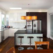 The large 1600mm x 1820mm island top in cabinetry, countertop, cuisine classique, interior design, kitchen, room, gray