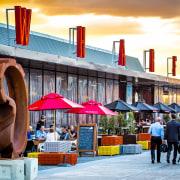 Auckland Waterfront chief executive John Dalzell says the city, downtown, neighbourhood, urban area