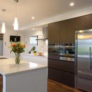 GJG Okarito Levin 0234 HR Kitchen 300 - cabinetry, countertop, cuisine classique, interior design, kitchen, real estate, room, gray
