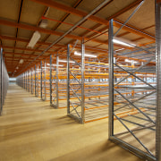 Dexion Industrial was contracted to design and supply daylighting, structure, warehouse, brown