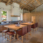Designer Julian Cohen of ARC Design was able interior design, kitchen, real estate, brown, gray