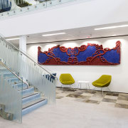 :This new maternity wing  built and project-managed floor, product design, gray