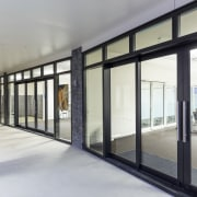 Fletcher Window and Door Systems advanced window systems door, glass, real estate, structure, window, gray, white