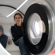 First Passengers: Virgin Hyperloop's co-founder and CTO Josh