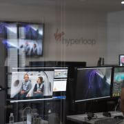 Virgin Hyperloop had recently unveiled West Virginia as