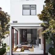 The final third renovation was an extension of