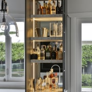 Included in the main, open-plan kitchen there is
