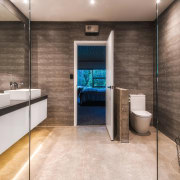 TIDA New Zealand Designer Suite Winner – Kirsty bathroom, floor, flooring, interior design, real estate, room, tile, gray, brown