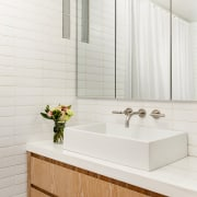 New surfaces are fresh and contemporary. - Scandinavian