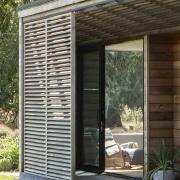 The main bedroom and verandah. - Sheltering wings