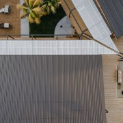A corner aerial detail. - New pre-school offers