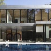 The design blurs boundaries between indoors and outdoors