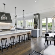The brief was for a traditional style kitchen