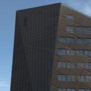 The design ensures a maximum amount of solar