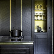 Black, brass and beautiful -