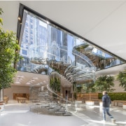 The redesign of Apple's iconic Fifth Avenue store gray
