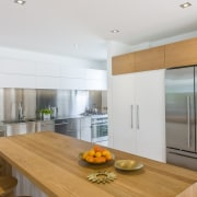 Traditional woodworking by RH Cabinetmakers suits both classic countertop, interior design, kitchen, real estate, white, gray