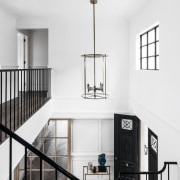 The pared back interiors, subdued palette and hand